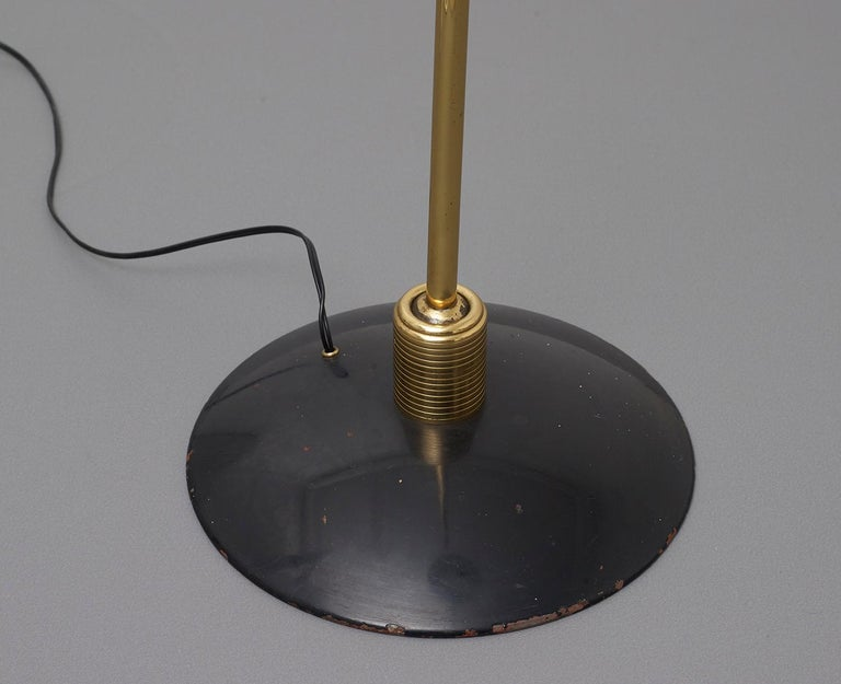 Floor Lamp by Arlus, France, 1950 For Sale 3