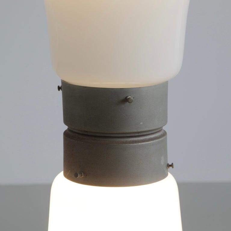 Organic Modern Floor Lamp by AV Mazzega, Italy, c1970 For Sale