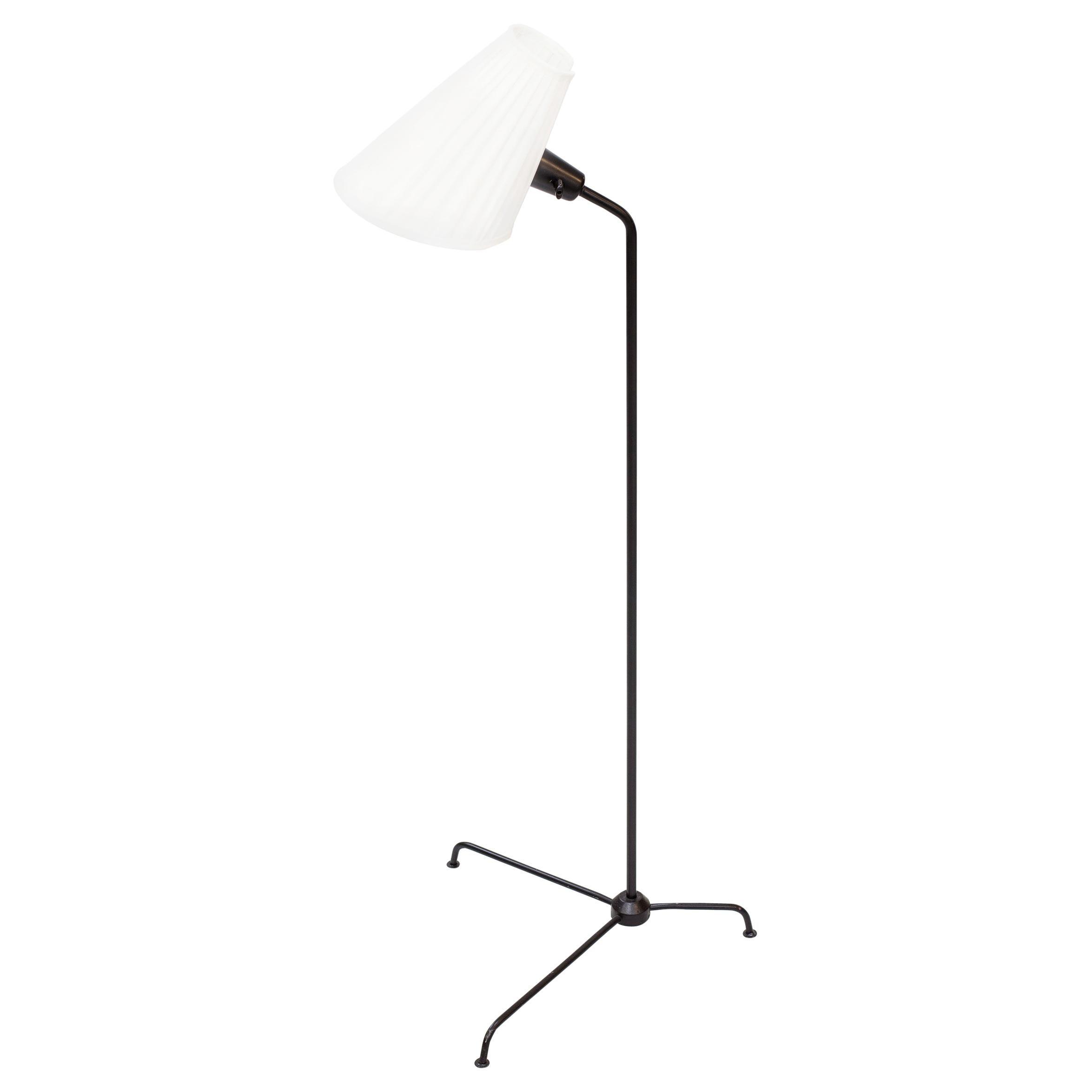 Floor Lamp by Eje Ahlgren for Luco, Sweden, 1950s
