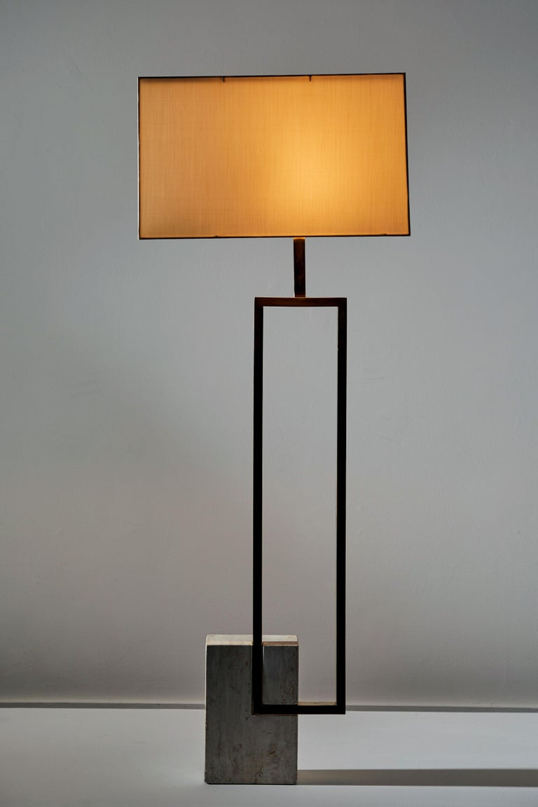 Italian Floor Lamp by Giovanni Banci for Banci Firenze For Sale