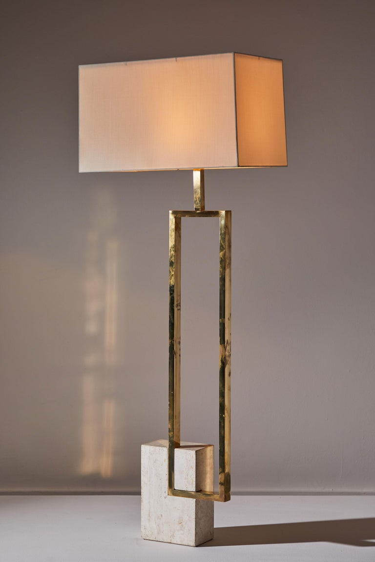 Floor Lamp by Giovanni Banci for Banci Firenze In Good Condition For Sale In Los Angeles, CA