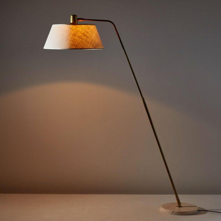 Italian Floor Lamp by Giuseppi Ostuni for Oluce For Sale