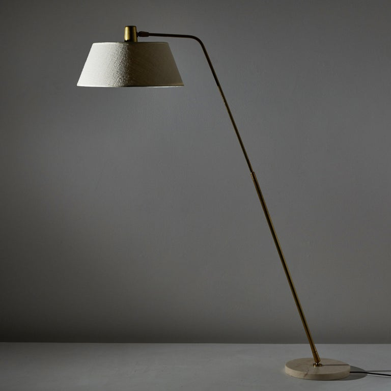 Floor Lamp by Giuseppi Ostuni for Oluce In Good Condition For Sale In Los Angeles, CA