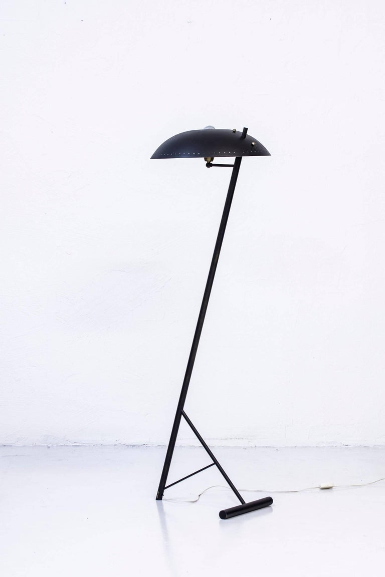 Floor lamp by louis kalff and philips netherlands 1950s at 1stdibs rare floor lamp designed by louis kalff produced in the netherlands by philips during the aloadofball Gallery