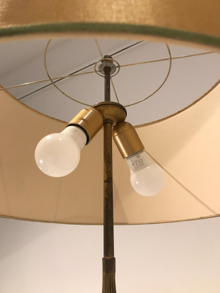 Floor Lamp by Maison Baguès In Excellent Condition For Sale In Brussels, BE