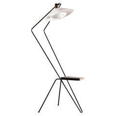 Floor Lamp by Robert Mathieu, France, 1950s
