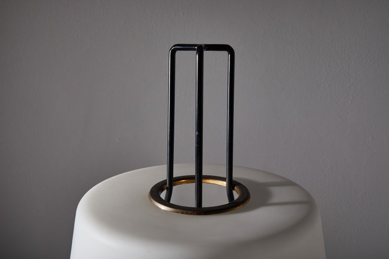 Mid-20th Century Floor Lamp by Stilnovo For Sale