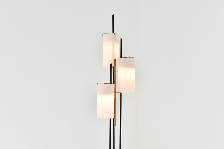 Floor Lamp Attributed by Stilnovo, Italy, circa 1948 For Sale 1