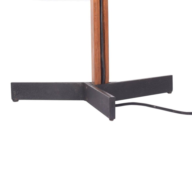 Danish Floor Lamp by Svend Aage Holm Sorensen For Sale