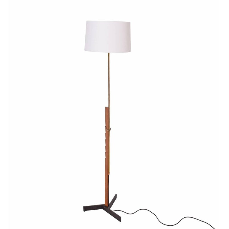 Floor Lamp by Svend Aage Holm Sorensen For Sale