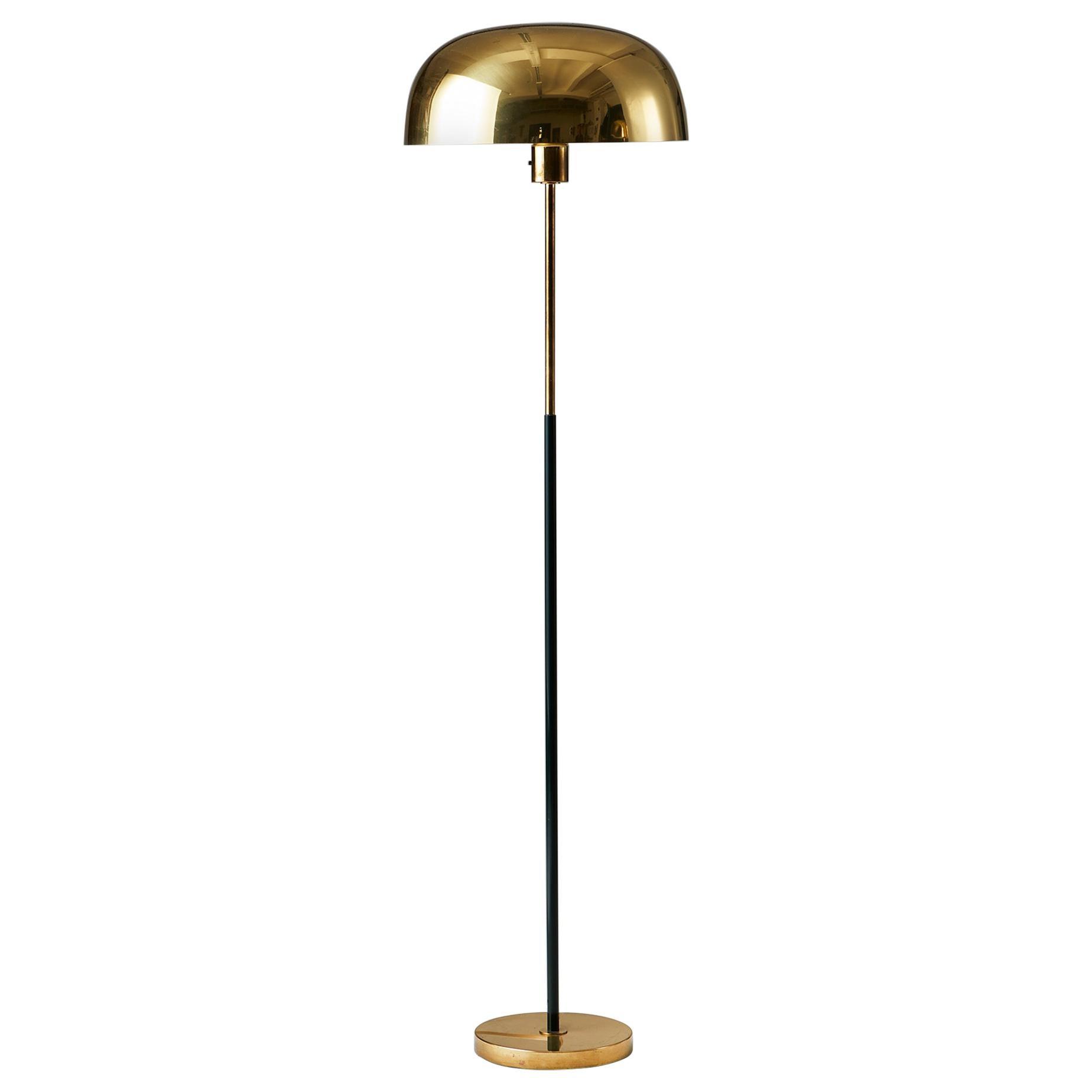 Floor Lamp Designed by Hans-Agne Jakobsson, Sweden, 1950s