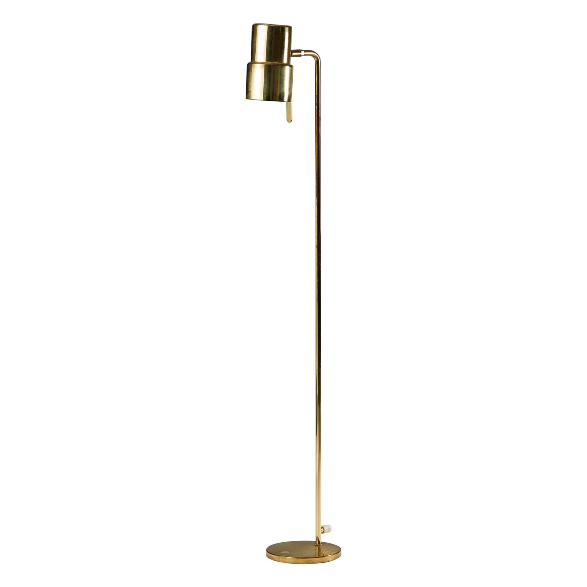 Floor Lamp Designed by Hans-Agne Jakobsson, Sweden, 1960s
