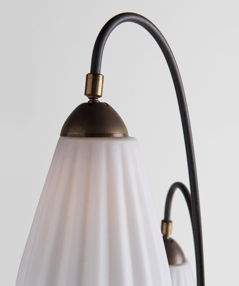 French Floor Lamp, France, circa 1950