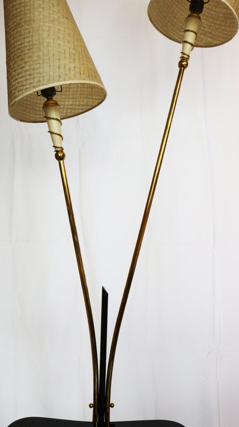 Floor Lamp, France, circa 1950 4