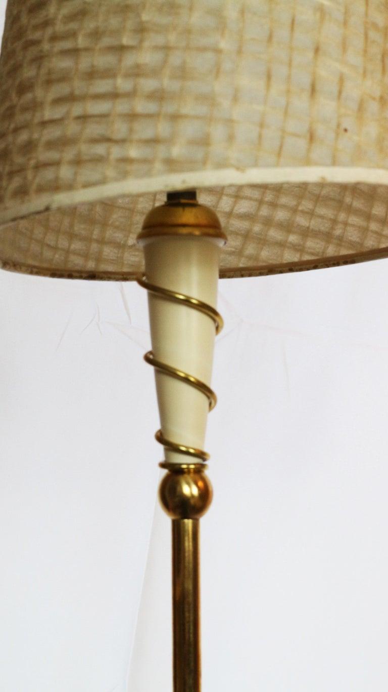 Floor Lamp, France, circa 1950 5