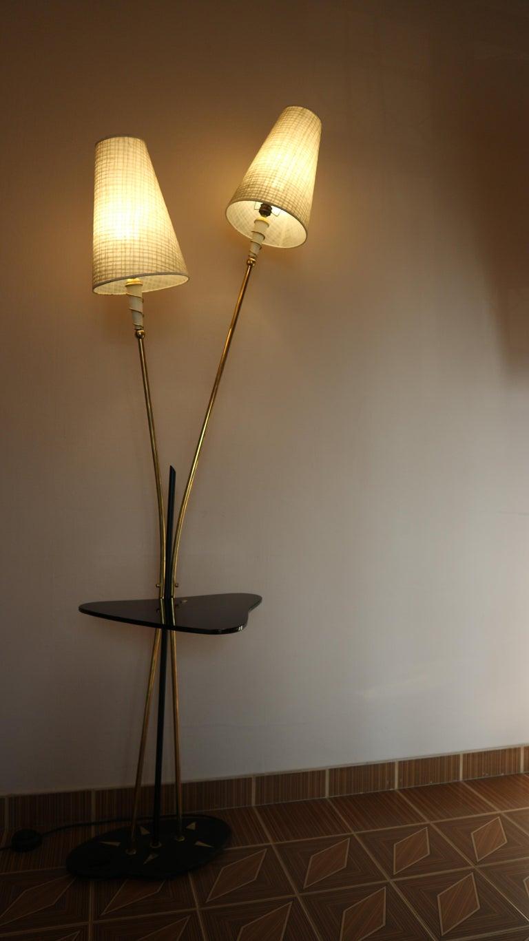 Floor Lamp, France, circa 1950 7