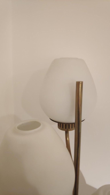 Mid-20th Century Floor Lamp Italian Stilnovo, 1950 For Sale