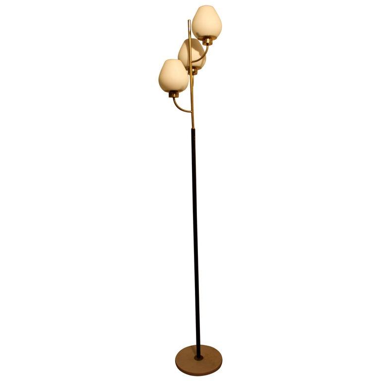 Floor Lamp Italian Stilnovo, 1950 For Sale