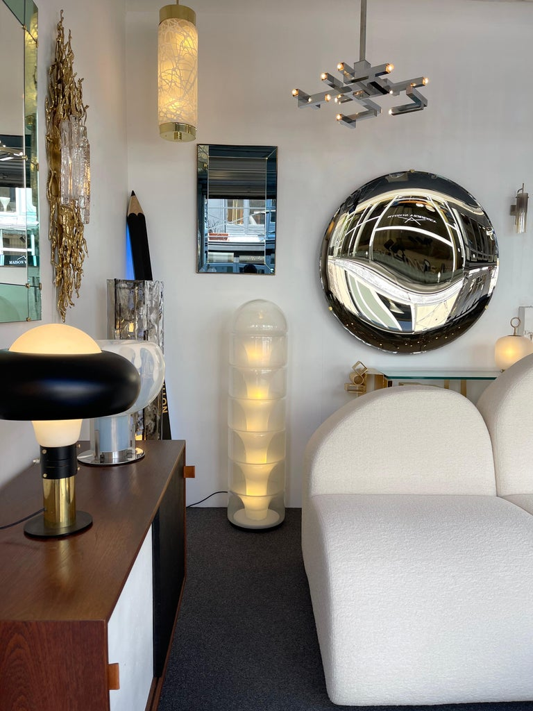 Floor Lamp LT316 by Carlo Nason for Mazzega, Italy, 1970s In Good Condition For Sale In SAINT-OUEN, FR