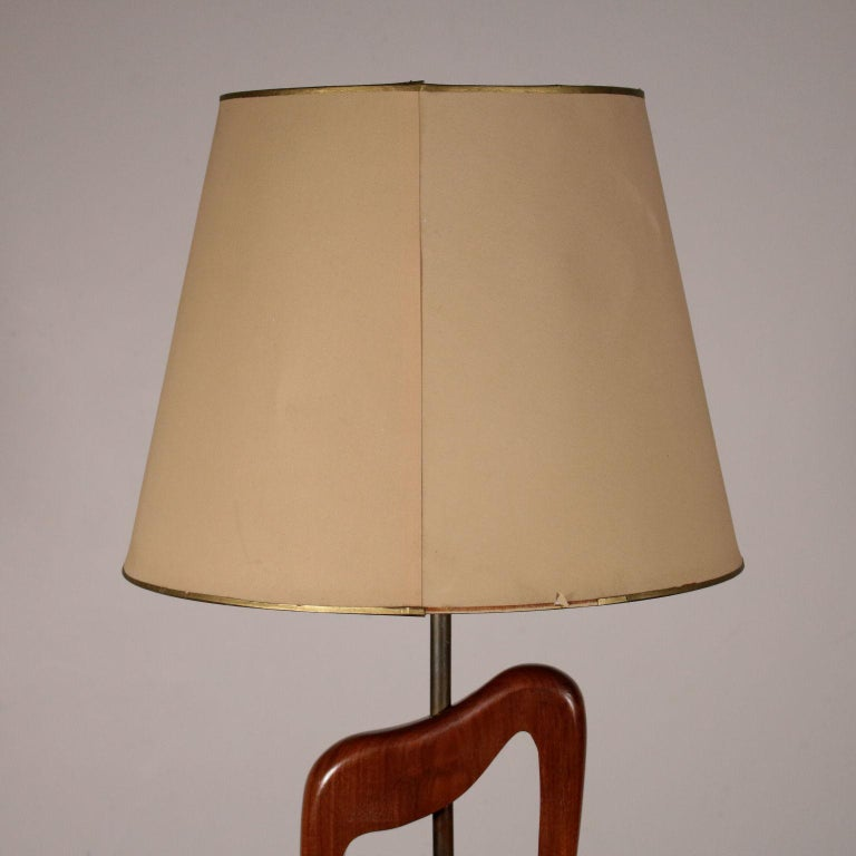 Floor Lamp Manufactured in Argentine Vintage, 1950s In Good Condition For Sale In Milano, IT