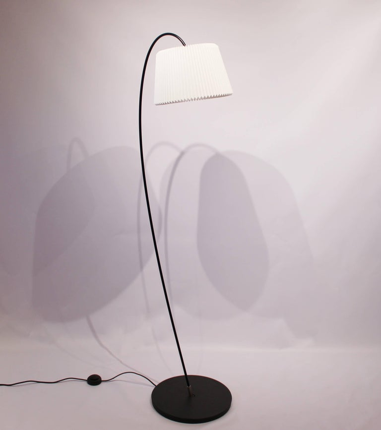 Floor Lamp Model 320 Snowdrop By Harrit S 248 Rensen Samson For Le Klint At 1stdibs