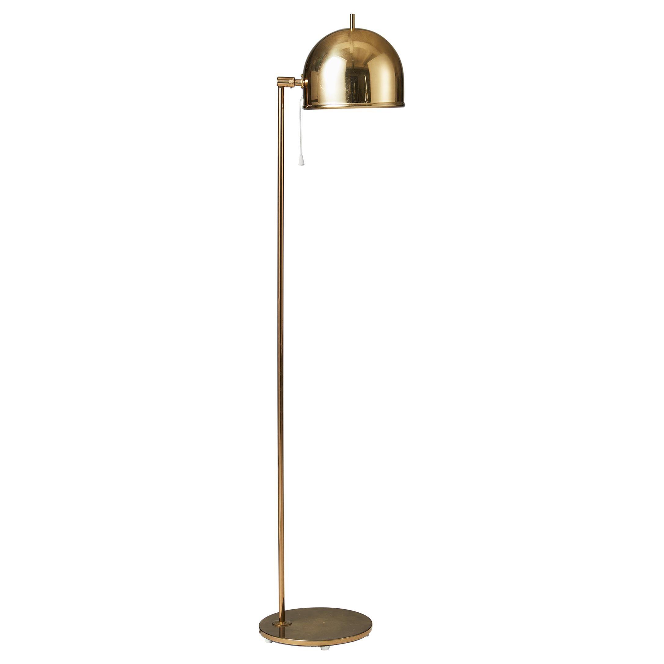 Floor Lamp Model G-075 Designed by Eje Ahlgren for Bergboms, Sweden, 1960's