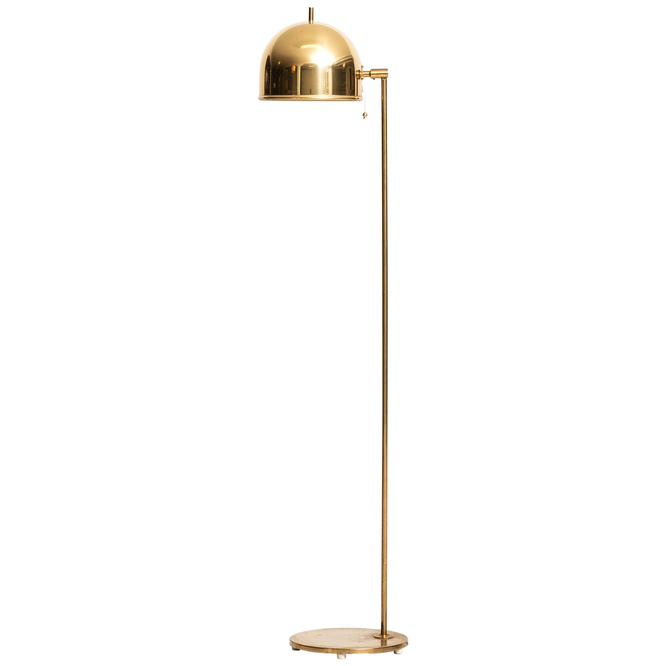 Floor Lamp Model G-075 Produced by Bergbom in Sweden