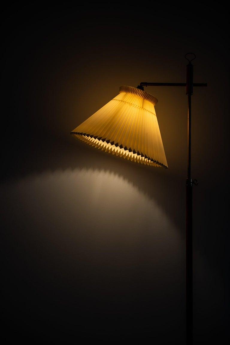 Floor Lamp Produced in Denmark For Sale 3
