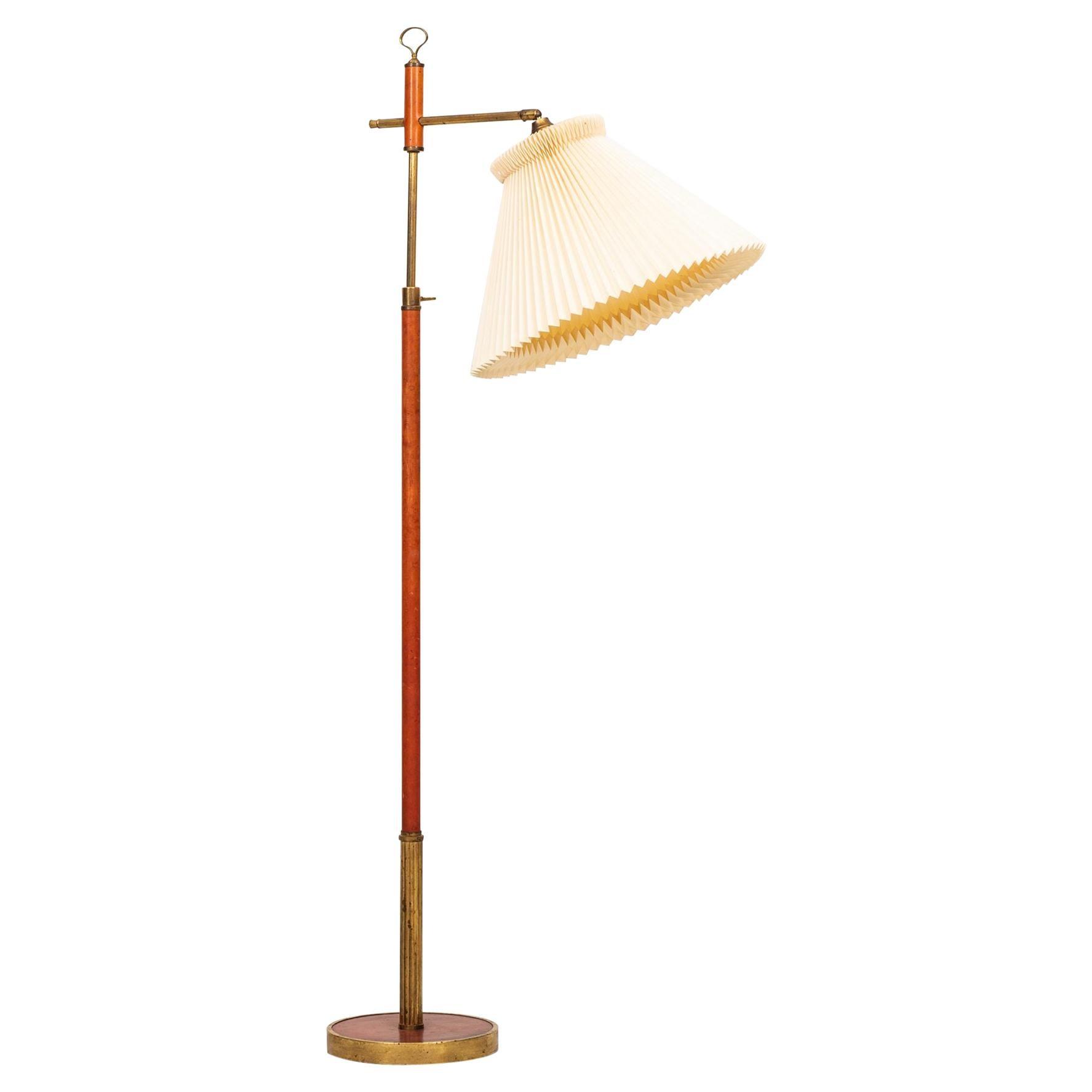 Floor Lamp Produced in Denmark