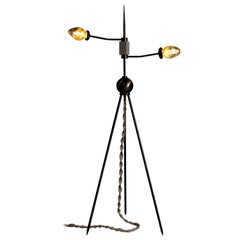 Standing Lamp Sample SALE, 2 Floor Samples from next Level -IN-STOCK