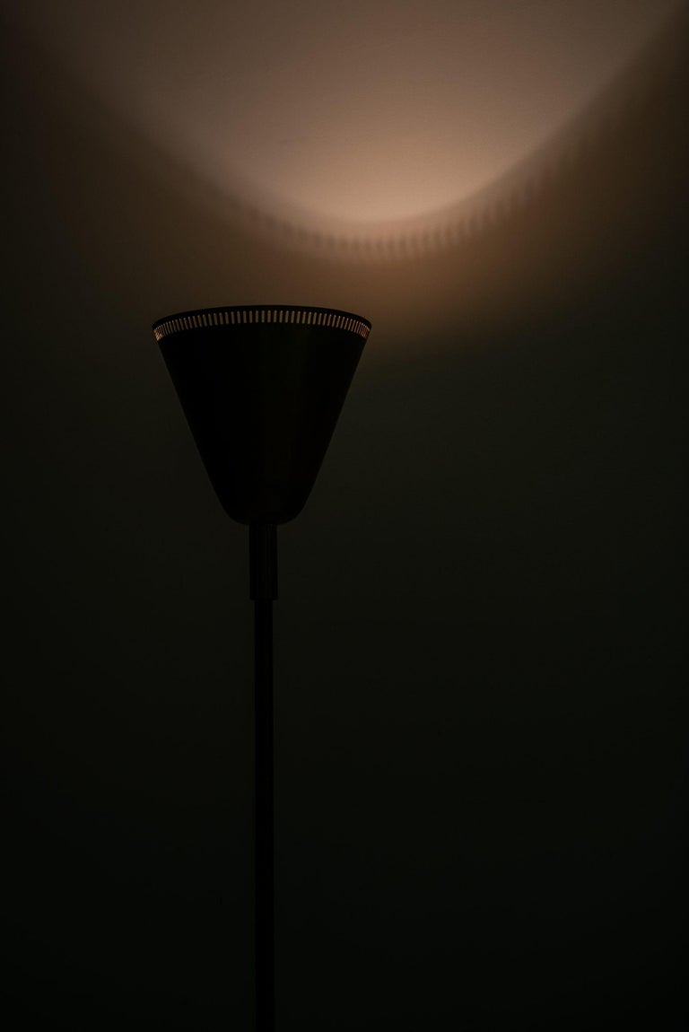 Floor Lamp / Uplight Probably Produced in Sweden For Sale 1