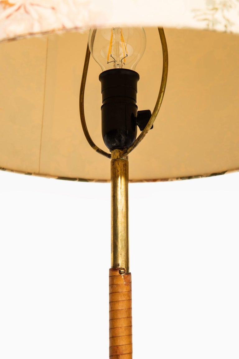 Floor Lamps Attributed to Paavo Tynell Produced in Finland For Sale 1