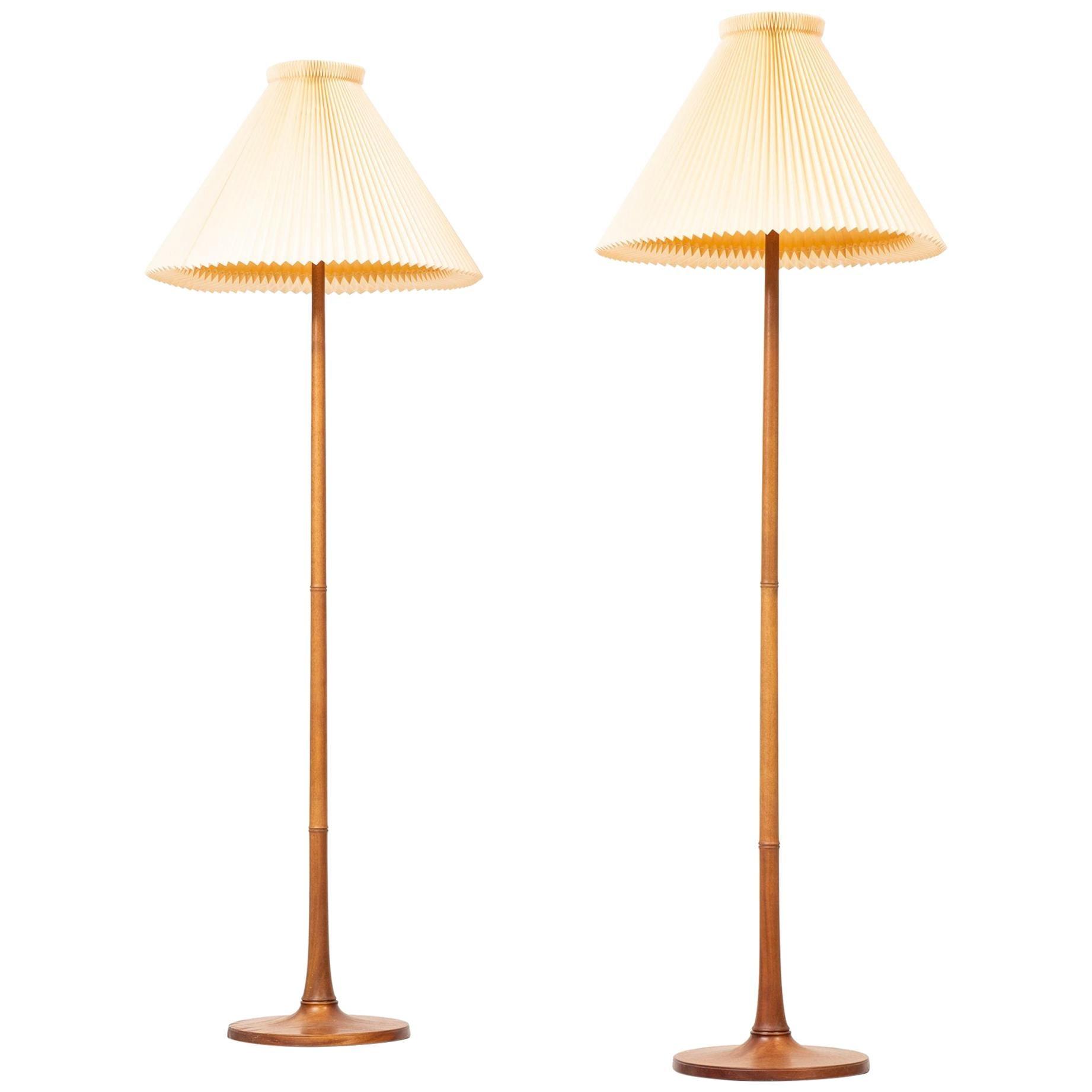 Floor Lamps Produced in Denmark
