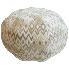 Floor Pouf or Ottoman