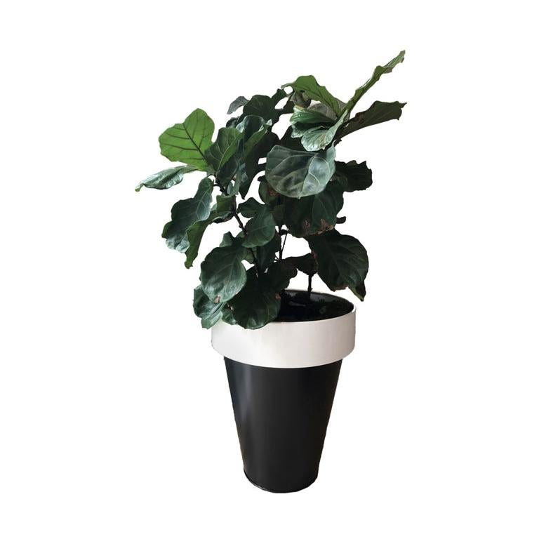 Omega 90 Outdoor Planter by De Castelli For Sale