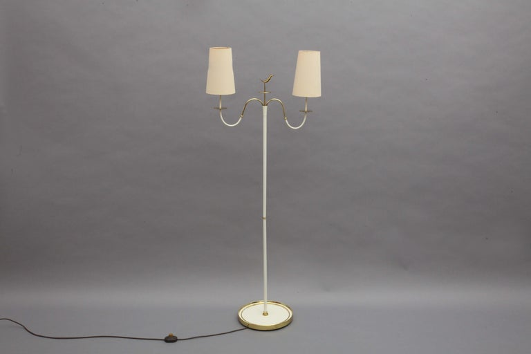 Floor Lamp Münchner Werkstätten, Germany, 1950 In Good Condition For Sale In Vienna, Vienna