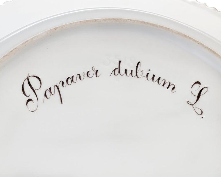 20th Century Flora Danica Porcelain Dinner Service, 141 Pieces For Sale