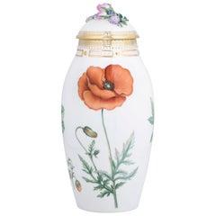 Flora Danica Porcelain Ginger Jar by Royal Copenhagen