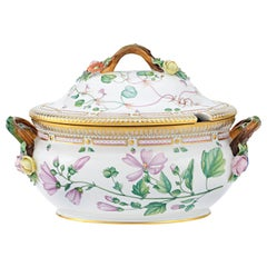 Flora Danica Soup Tureen by Royal Copenhagen