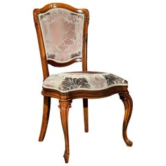 Floral Pink Dining Chair