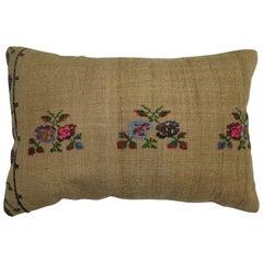 Floral Souf Turkish Pillow