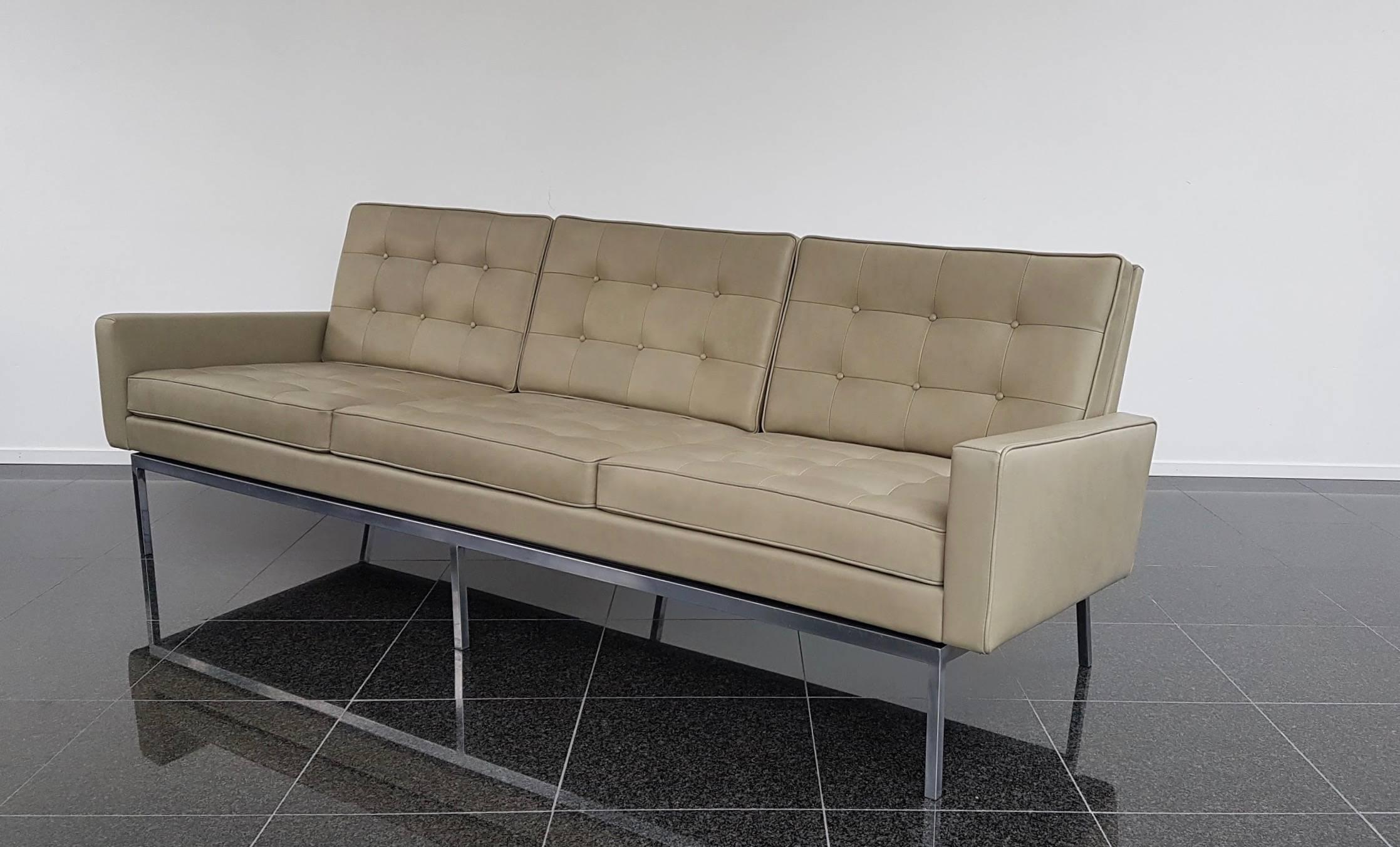 This Sofa Model 67A Was Designed In 1958 By American Designer Florence  Knoll And Has Been