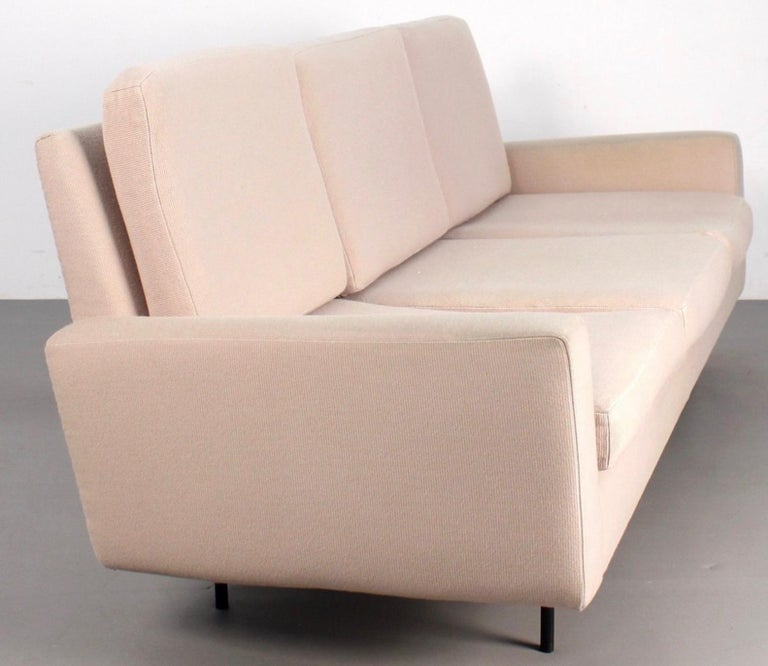 Florence Knoll 3-Seat Sofa For Sale 1