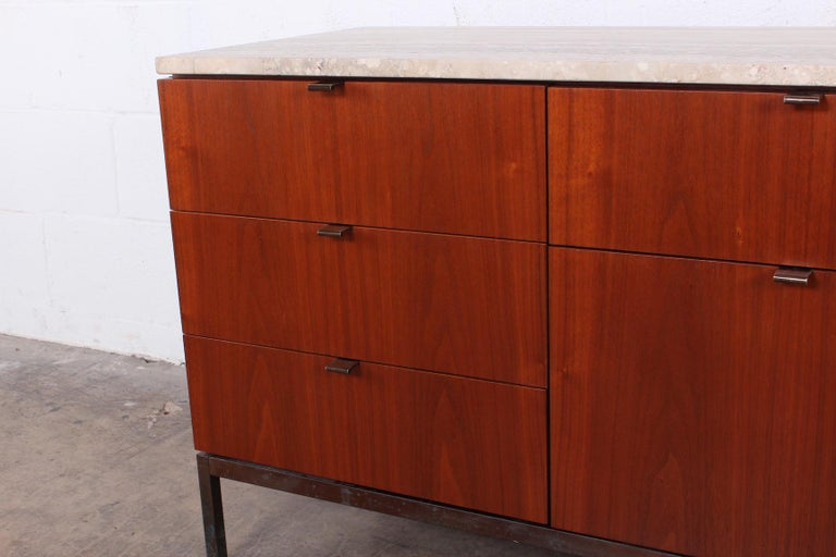 Florence Knoll Credenza For Sale 6