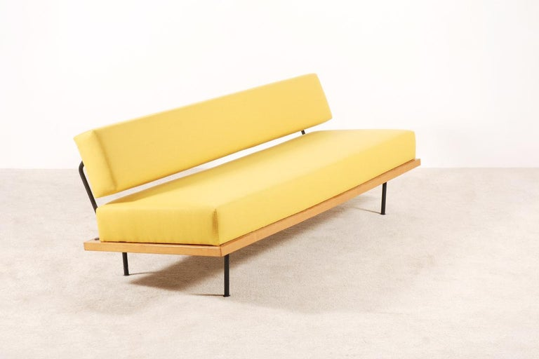 Mid-Century Modern Florence Knoll, Daybed for Knoll International, circa 1950 For Sale