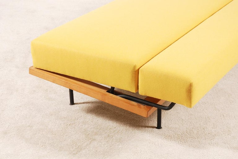 Upholstery Florence Knoll, Daybed for Knoll International, circa 1950 For Sale