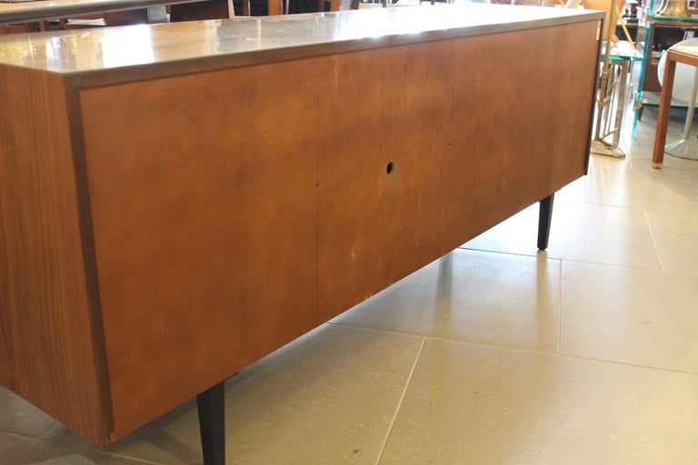 An Early Florence Knoll for Knoll Associates Credenza For Sale 2