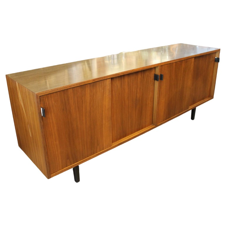 An Early Florence Knoll for Knoll Associates Credenza For Sale