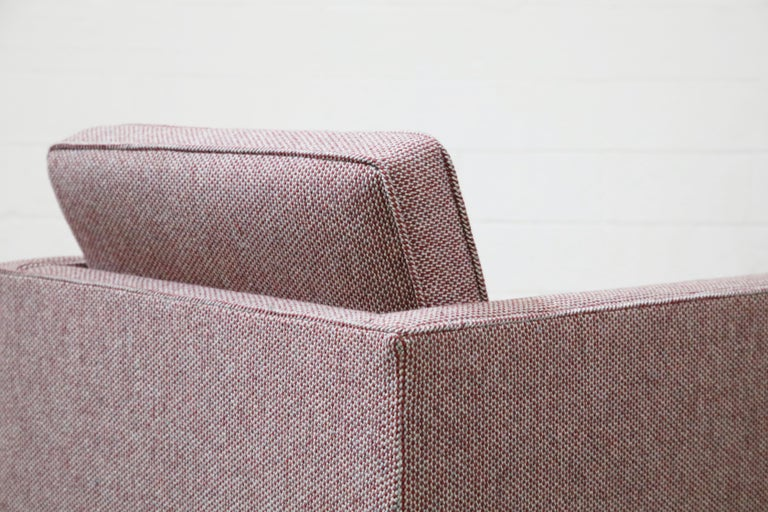 Florence Knoll for Knoll International Lounge Armchair, circa 1980s For Sale 8