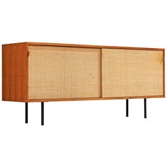 Florence Knoll for Knoll International Sideboard in Walnut
